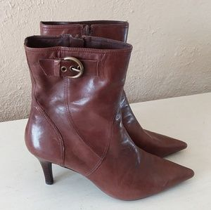 Other - Leather ankle boots